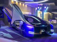 新概念车+量产计划 华人运通放了个大招