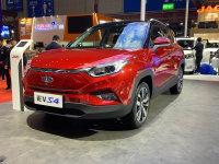 上海车展 江淮纯电动SUV iEVS4正式上市