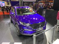 2019上海车展:大乘G60S车型正式上市