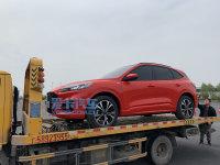 上海车展探馆:长安福特ESCAPE抢先实拍