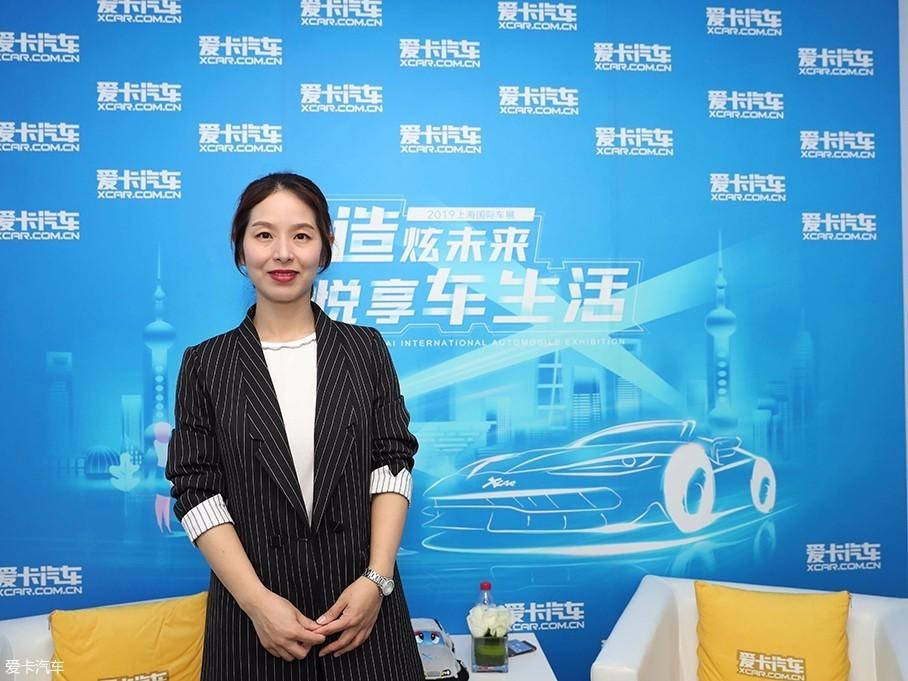 欧司朗冯卓:让驾车体验更智能安全