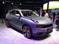 上海车展:2019款领克01售15.08万元起