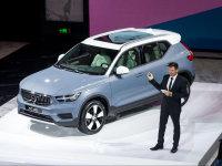国产沃尔沃XC40将上海车展亮相 5月上市