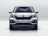 启辰3款EV车型外观曝光 将上海车展亮相