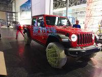 上海车展探馆:Jeep Gladiator抢先实拍