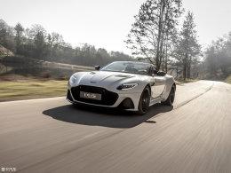 阿斯顿·马丁DBS新车型上市 售376.8万元