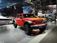 2019上海车展:Jeep Gladiator国内首发