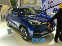 2019上海车展探馆:奇瑞瑞虎e实车抢先看