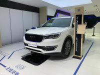 2019上海车展探馆 捷途X70S EV抢先预览