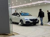 2019上海车展探馆 东风启辰D60 EV曝光