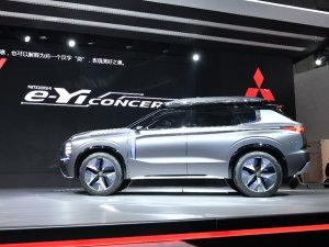 上海车展对话三菱设计本部长