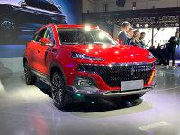 2019上海车展 猎豹全新轿跑SUV亮相了