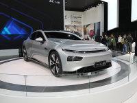 上海车展:小鹏中型四门轿车P7正式亮相