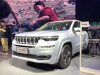 上海车展探馆:Jeep多款新车抢先浏览