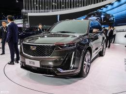 国产凯迪拉克XT6将公布内饰 中大型SUV