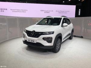 雷诺K-ZE车型将9月份正式上市