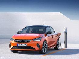 欧宝全新Corsa电动版官图 续航达340km