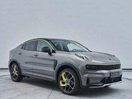 领克05于6月底首发 定位紧凑型轿跑SUV