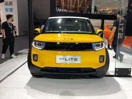 北汽新能源LITE-R300将于明天线上上市