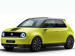 五种车身颜色可选 本田e在欧洲开启预订