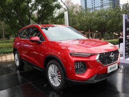 新晋紧凑级SUV海马8S公布预售 8.6万起