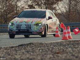 全新A45 AMG动力参数曝光 7月全球首发