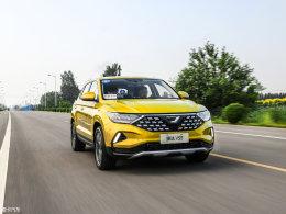 最亲民的德国品牌SUV 抢先试驾捷达VS5
