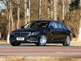 梅赛德斯-迈巴赫S级调价 入门版降2.8万