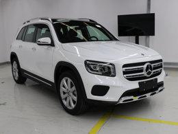北京奔驰GLB申报图 定位7座豪华紧凑SUV