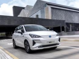2020款广汽三菱祺智EV开启预售 13万起