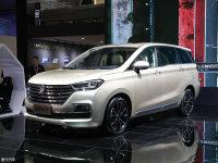 汉腾V7上市 首款MPV车型/售7.99万元起