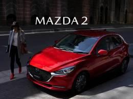 新款马自达2车型官图 将于9月12日发布