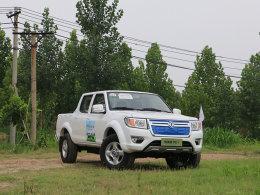 日产锐骐/锐骐6皮卡EV上市 售26.98万起