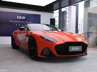DBS Superleggera敞篷版亮相 售376.8万