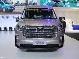 上汽大通V90上市 售价14.78-28.76万元