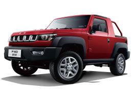 北京越野F40将9月16日上市 或售13.98万