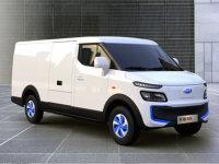 开瑞海豚EV将于9月19日上市 纯电物流车