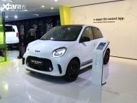 法兰克福车展:新款smart EQ家族首发