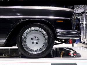 成都车展寻找最美原厂车轮圈