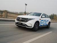 奔驰EQC试驾 看汽车发明者如何定义电动