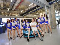 米其林圈速王刷新极速赛道嘉年华纪录