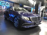 广州车展:北京奔驰E300 eL售50.98万元
