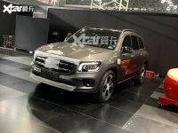 2019广州车展探馆 北京奔驰GLB实车照