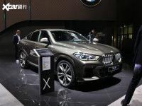新一代宝马X6广州车展上市 售76.69万起