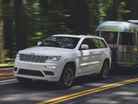 2020款Jeep大切�Z基上市 售52.99�f元起