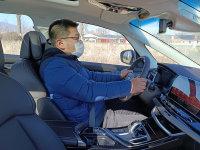 防控疫情 网约车司机这样做大家都安心