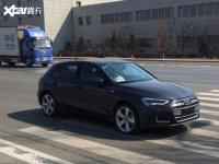 全新奥迪A3 Sportback现身国内路试 年内两厢/三厢一同上市