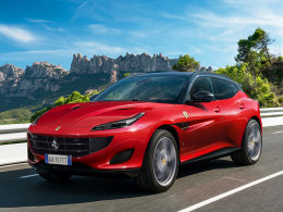 曝法拉利首款SUV Purosangue 明年发布