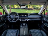 众泰紧凑级SUV-TS5内饰官图 年内上市