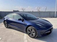 特斯拉Model 3最新申报图 换装国产电机